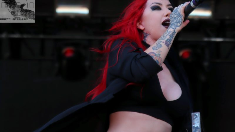 New Years Day Louder Than Life 2017