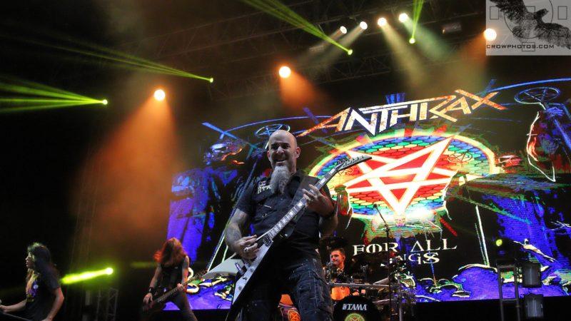 Anthrax Fronterizo Fest 2017