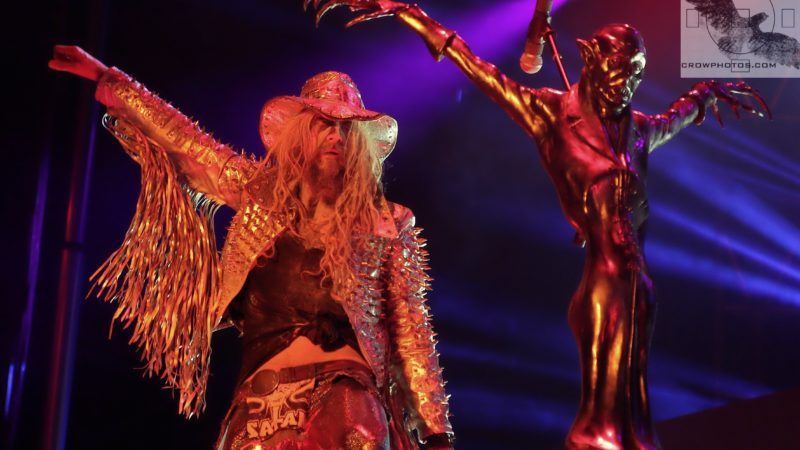 Rob Zombie Louder Than Life 2017
