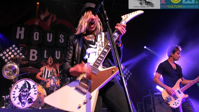 Halestorm House of Blues San Diego Review