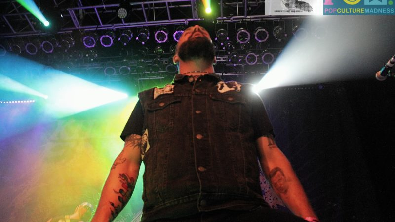 Killswitch Engage House of Blues San Diego 2016