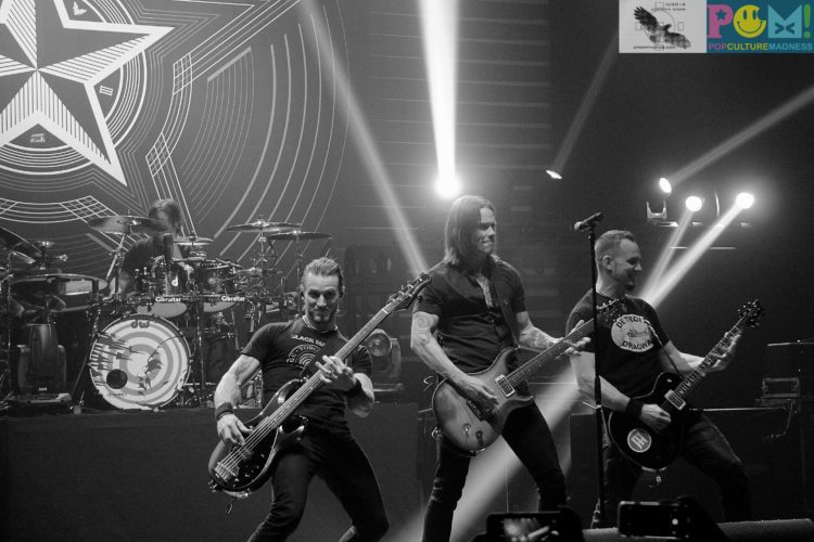 Alter Bridge The Wiltern Los Angeles Review