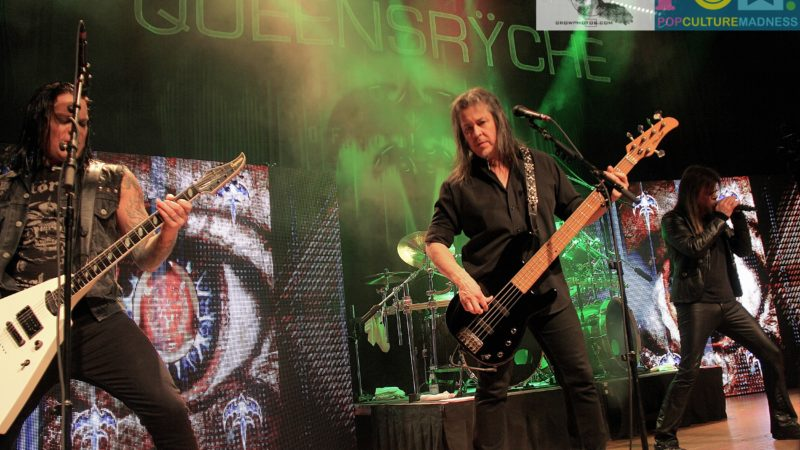 Queensryche House of Blues San Diego Review